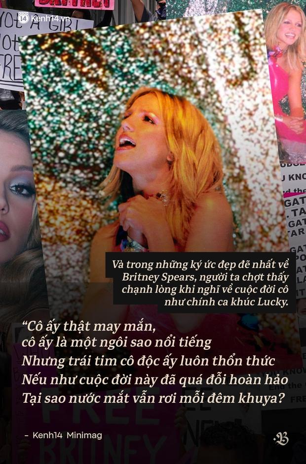 Britney Spears: Công chúa nhạc Pop của toàn thế giới nhưng lại là nô lệ trong chính gia đình của mình - Ảnh 9.