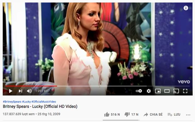 Ca khúc Lucky từ 20 năm trước như vận vào cuộc đời Britney Spears: Sâu thẳm trong trái tim, cô ấy luôn muốn khóc - Ảnh 8.