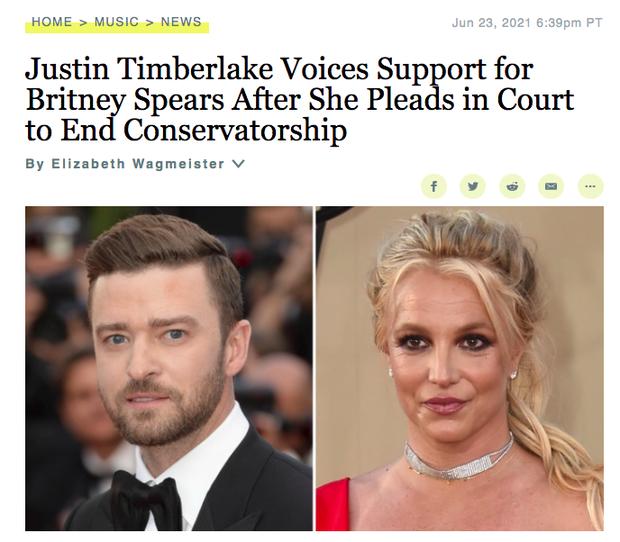 Bạn trai cũ Justin Timberlake lên tiếng ủng hộ Britney Spears: Bất kể quá khứ tốt hay xấu, những gì xảy ra với cô ấy là không hề ổn! - Ảnh 3.