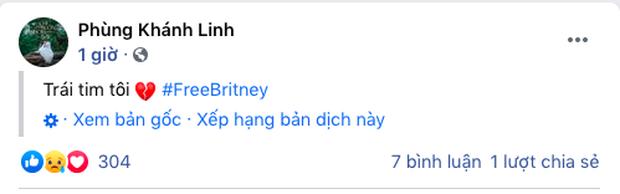 Dàn sao quốc tế, sao Việt và toàn MXH choáng váng về lời khai của Britney Spears, đẩy hashtag #FreeBritney lên #1 Twitter - Ảnh 11.
