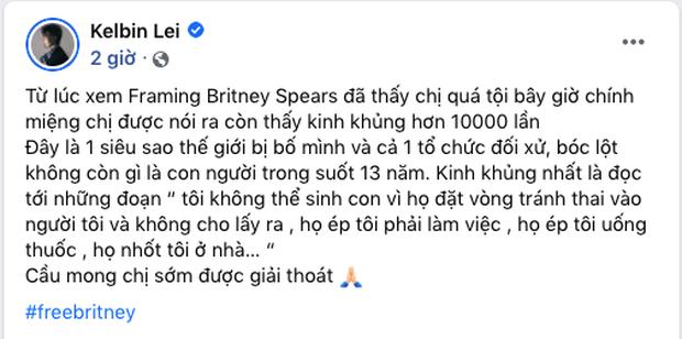 Dàn sao quốc tế, sao Việt và toàn MXH choáng váng về lời khai của Britney Spears, đẩy hashtag #FreeBritney lên #1 Twitter - Ảnh 9.