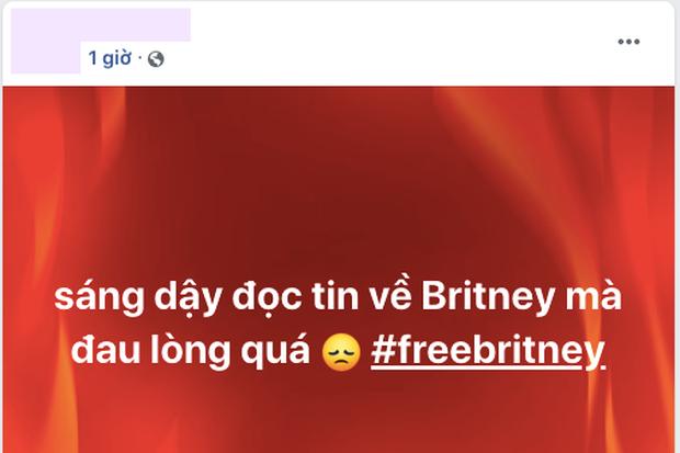 Dàn sao quốc tế, sao Việt và toàn MXH choáng váng về lời khai của Britney Spears, đẩy hashtag #FreeBritney lên #1 Twitter - Ảnh 13.