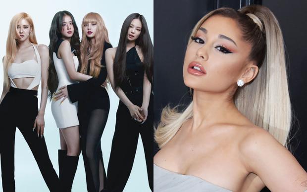 Hoá ra 4+1 không phải BLACKPINK và BLINK, cũng chẳng phải Taylor Swift mà là hợp tác với Ariana Grande? - Ảnh 4.