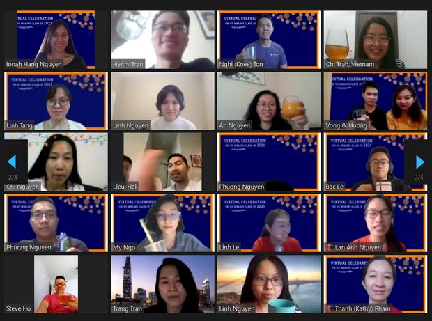 Buổi lễ tốt nghiệp độc đáo của Thạc sĩ Việt tại Mỹ: Toàn khách mời khủng, lắng nghe bí quyết thành công từ cựu Giám đốc Facebook - Ảnh 1.