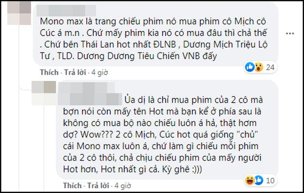 Cúc Tịnh Y đè đầu Dương Mịch thống trị Top 5 phim hot nhất tại Thái, khán giả lại chê bai danh hiệu này ao làng? - Ảnh 8.