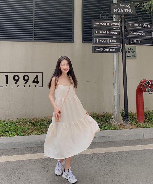 """Hà Hồ - Lệ Quyên """"đại chiến"""" váy Zara siêu dễ mặc, lại đang được sale chị em mua theo ngon ơ - Ảnh 6."""