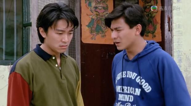 Nụ hôn đồng giới đầu đời của Châu Tinh Trì là dành cho nam thần không tuổi số 1, sau đó liền cạch mặt vĩnh viễn? - Ảnh 8.