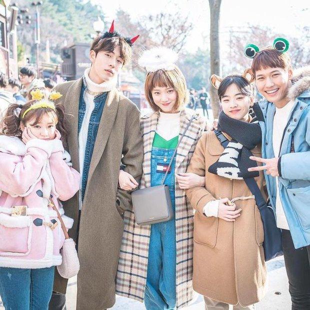 Lee Sung Kyung - Nam Joo Hyuk: Phim giả tình thật, chung nhà YG vẫn toang sau 4 tháng, nghi vấn tiểu tam là nữ phụ Tiên Nữ Cử Tạ - Ảnh 8.