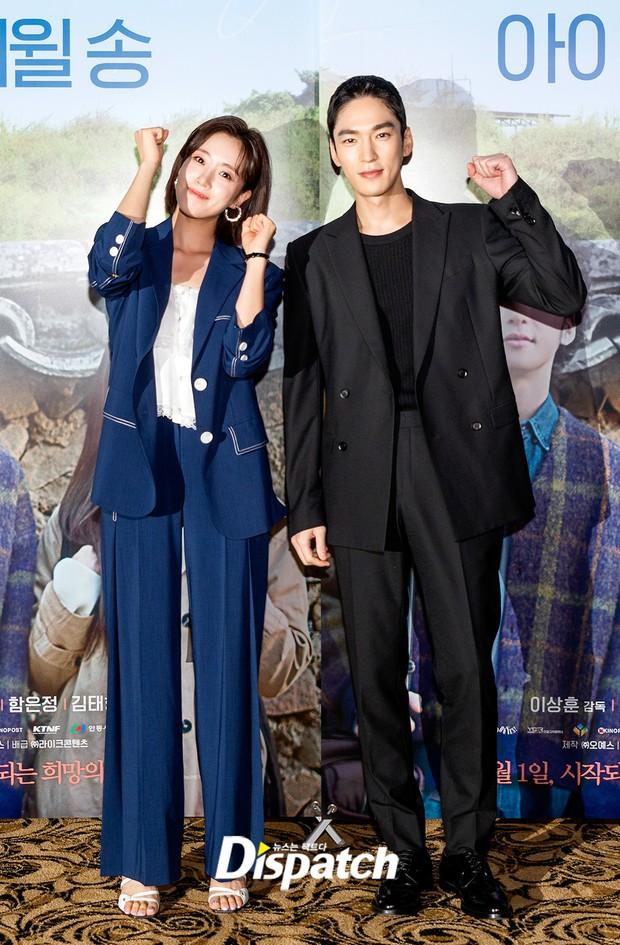 Lâu lắm mới lộ diện, Eunjung (T-ara) gây choáng với gương mặt hack tuổi sởn da gà, đèn flash cũng không dìm nổi nhan sắc - Ảnh 5.