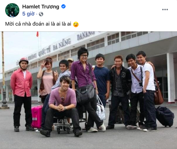 Hamlet Trương khui ảnh dàn sao Vbiz năm xưa: Đông Nhi - Ông Cao Thắng đứng sát rạt thuở mới yêu, netizen bồi hồi nhớ Wanbi Tuấn Anh - Ảnh 2.