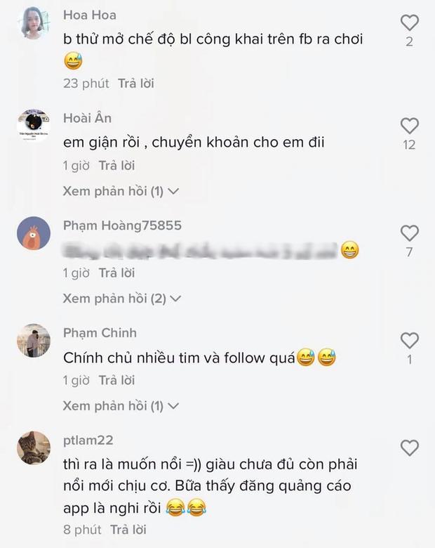 Cô gái 12 mối tình công khai tài khoản TikTok chính chủ, ngay lập tức bị cư dân mạng phản ứng gay gắt và kêu gọi không follow - Ảnh 4.