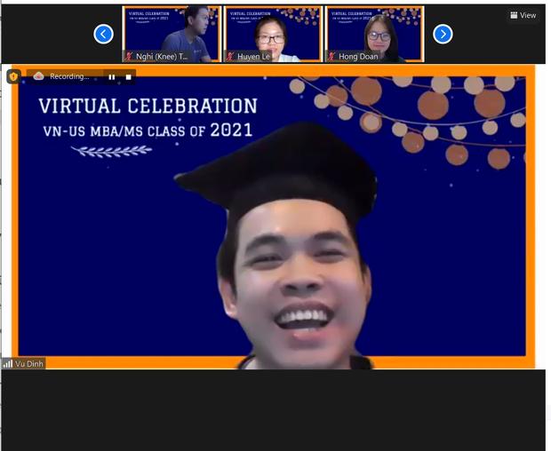 Buổi lễ tốt nghiệp độc đáo của Thạc sĩ Việt tại Mỹ: Toàn khách mời khủng, lắng nghe bí quyết thành công từ cựu Giám đốc Facebook - Ảnh 2.