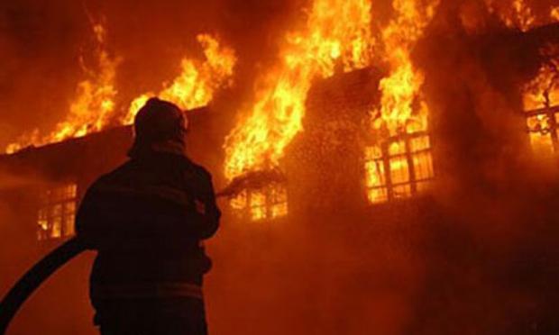 Cháy lớn tạitrung tâm võ thuật ởTrung Quốckhiến 18 người thiệt mạng - Ảnh 1.