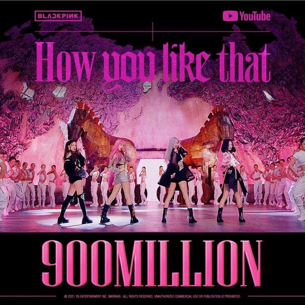 MV How You Like That tiếp tục đem về thành tích khủng cho BLACKPINK, là nhóm nhạc nữ Kpop duy nhất đạt được thành tích này - Ảnh 4.