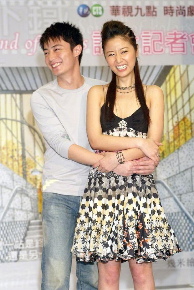 14 năm trước Hoắc Kiến Hoa từng ngượng ngùng khi phải ôm Lâm Tâm Như, visual của cả 2 chấp luôn ảnh không PTS - Ảnh 3.