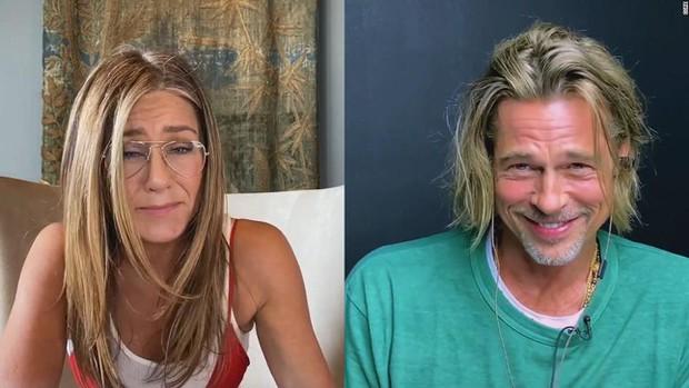 Jennifer Aniston tiết lộ mối quan hệ hiện tại với Brad Pitt - Ảnh 3.