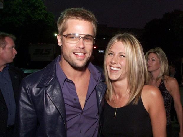 Jennifer Aniston tiết lộ mối quan hệ hiện tại với Brad Pitt - Ảnh 4.