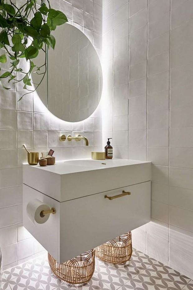 Muốn phòng tắm sang như spa không khó, chỉ cần ngó qua 8 mẹo ăn liền cực dễ này - Ảnh 5.