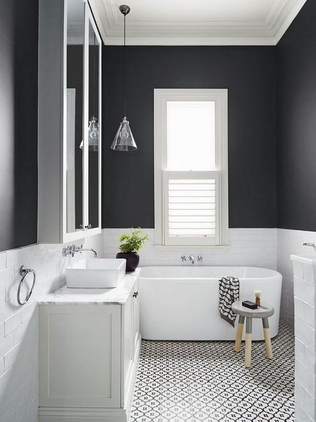 Muốn phòng tắm sang như spa không khó, chỉ cần ngó qua 8 mẹo ăn liền cực dễ này - Ảnh 10.