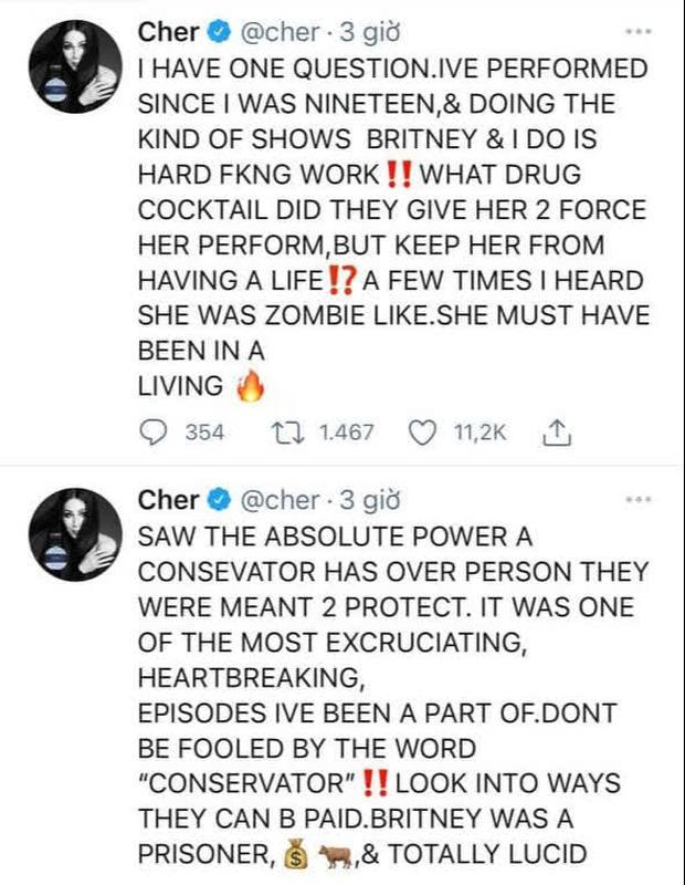 Huyền thoại âm nhạc lên tiếng vạch trần bố Britney Spears ép con gái dùng thuốc: Britney không khác gì một cái xác sống - Ảnh 2.