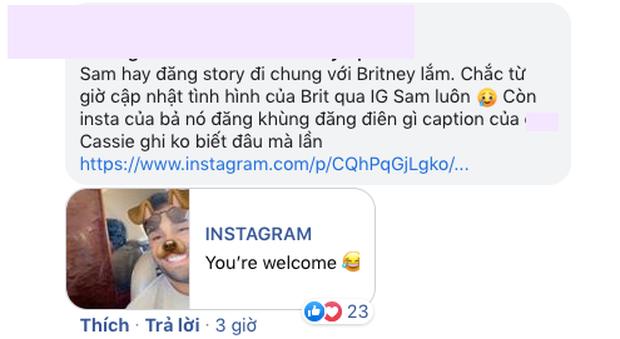 Britney Spears có động thái đầu tiên trên MXH khiến fan nghi ngay ekip dàn dựng, sang Instagram của bạn trai xem an tâm hơn! - Ảnh 4.