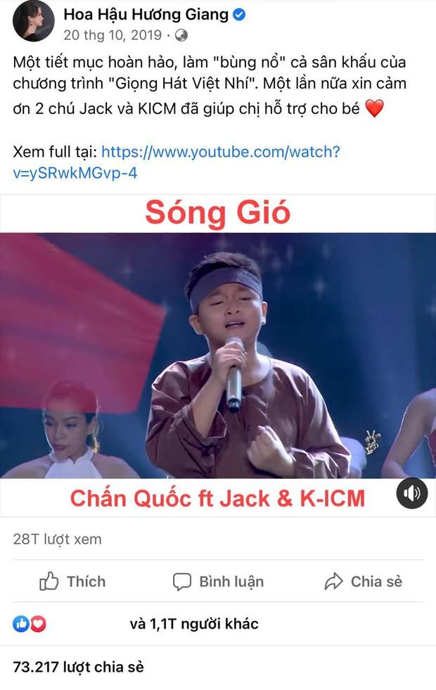 Không phải Phương Mỹ Chi hay Hồ Văn Cường, ca sĩ nhí này mới là người có tiết mục đạt gần 30 triệu view viral khủng trên Facebook - Ảnh 2.