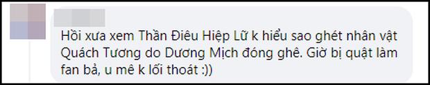 Nhan sắc Dương Mịch hồi Thần Điêu Đại Hiệp đâu thua gì Lưu Diệc Phi, ai ngờ bị fan phim ghét bỏ một thời - Ảnh 6.