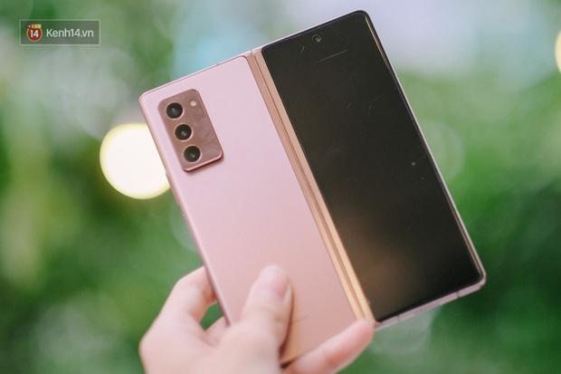 Những điều thích nhất khi dùng Galaxy Z Fold2 và kỳ vọng về Z Fold3, liệu có sang, xịn hơn nữa được không? - Ảnh 3.