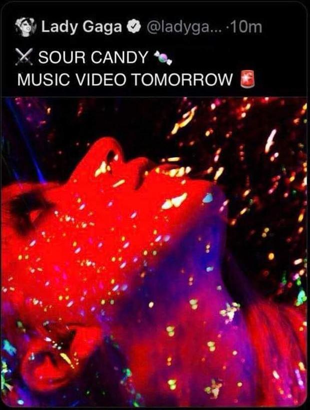 Cảnh báo: Fan BLACKPINK đừng ngủ, MV Sour Candy kết hợp Lady Gaga có thể sẽ ra mắt ngay đêm nay! - Ảnh 2.