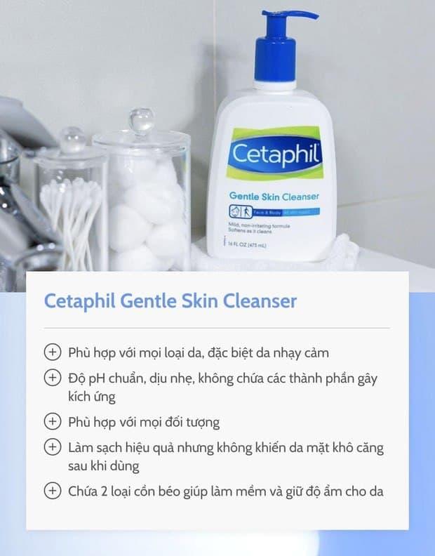 Bảo vệ làn da nhạy cảm đúng cách từ các sản phẩm Cetaphil: ai cũng dùng nhưng không phải ai cũng nắm rõ - Ảnh 1.