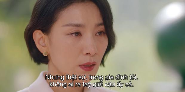 Mợ út (Lee Bo Young) bất ngờ nhận mình giết chồng ở Mine nhưng trùm cuối thật là kẻ không ai ngờ tới? - Ảnh 2.