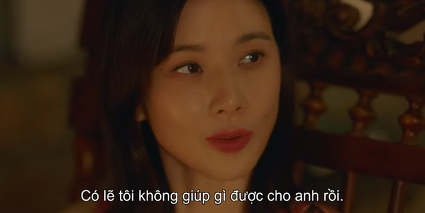 Mợ út (Lee Bo Young) bất ngờ nhận mình giết chồng ở Mine nhưng trùm cuối thật là kẻ không ai ngờ tới? - Ảnh 4.