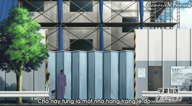 Phát hiện Doraemon đóng cameo trong Thám Tử Lừng Danh Conan, hội anime kinh điển chính thức đụng nhau? - Ảnh 2.