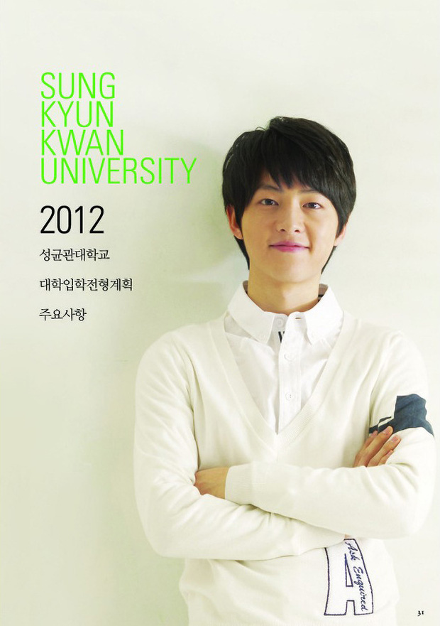 MXH náo loạn vì ảnh 1 nam thần trên bìa tạp chí trường đại học danh giá nhất Hàn Quốc: Học trưởng giờ thành tài tử rồi! - Ảnh 6.
