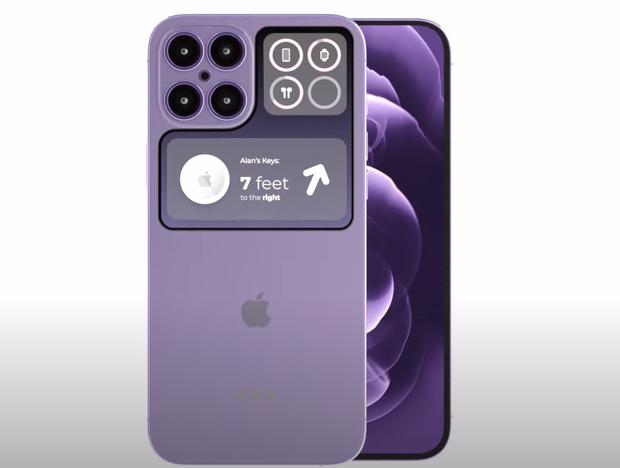 iPhone 13 chưa ra mắt đã xuất hiện hình ảnh iPhone 14 cực dị không khác mấy một chiếc smartphone từ Xiaomi - Ảnh 3.