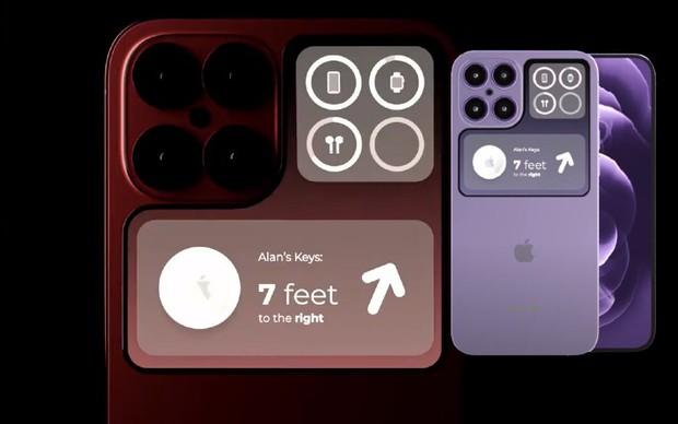 iPhone 13 chưa ra mắt đã xuất hiện hình ảnh iPhone 14 cực dị không khác mấy một chiếc smartphone từ Xiaomi - Ảnh 6.