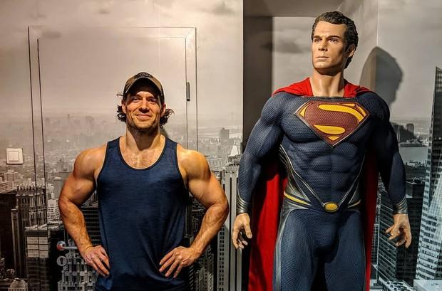 Bị phạt vì tự nhận là cháu của siêu nhân, cậu bé 7 tuổi dẫn luôn tài tử Superman đến minh oan trước sự ngỡ ngàng của giáo viên - Ảnh 3.