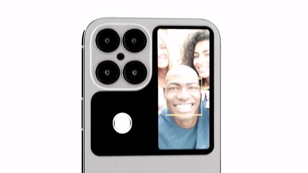 iPhone 13 chưa ra mắt đã xuất hiện hình ảnh iPhone 14 cực dị không khác mấy một chiếc smartphone từ Xiaomi - Ảnh 4.
