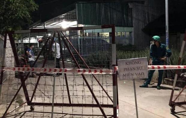 Đồng Nai: Phát hiện 10 ca nghi mắc Covid-19 trong 24h, phong tỏa khu vực với hơn 400 người dân tại TP. Biên Hòa - Ảnh 1.