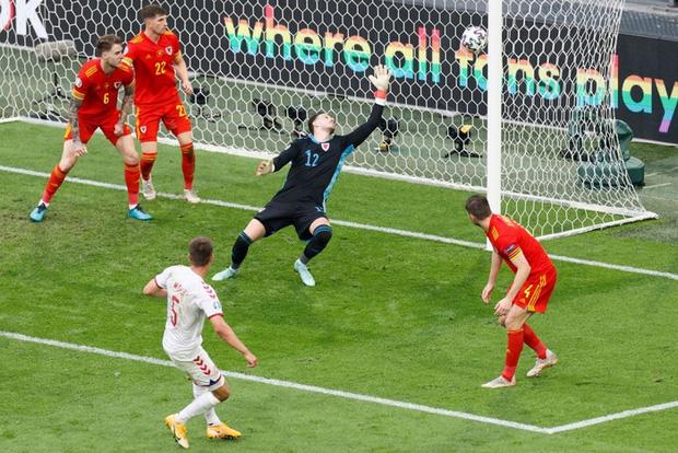 Nghiền nát Xứ Wales, Đan Mạch vào tứ kết Euro 2020 - Ảnh 6.