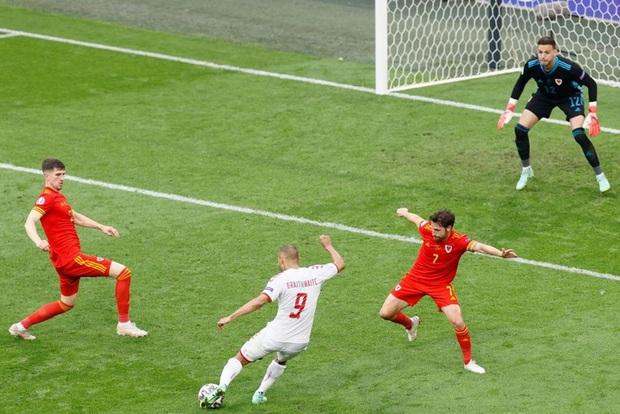 Nghiền nát Xứ Wales, Đan Mạch vào tứ kết Euro 2020 - Ảnh 7.