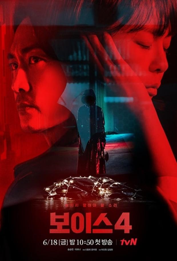 6 phim tâm lý tội phạm xứ Hàn twist rần rần, đỉnh như Mouse của Lee Seung Gi sao mà đoán ra trùm cuối! - Ảnh 9.