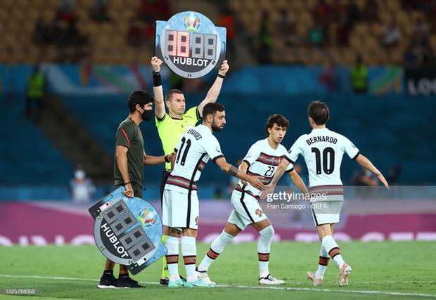 Ronaldo im tiếng, Bồ Đào Nha chính thức trở thành cựu vương Euro - Ảnh 6.