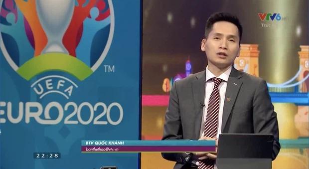 """Dàn BLV bóng đá nghe tiếng đến """"mòn cả tai"""": Biên Cương như """"đứa con thần gió"""", Quang Huy hay Quốc Khánh đều không phải dân nhà nòi - Ảnh 8."""