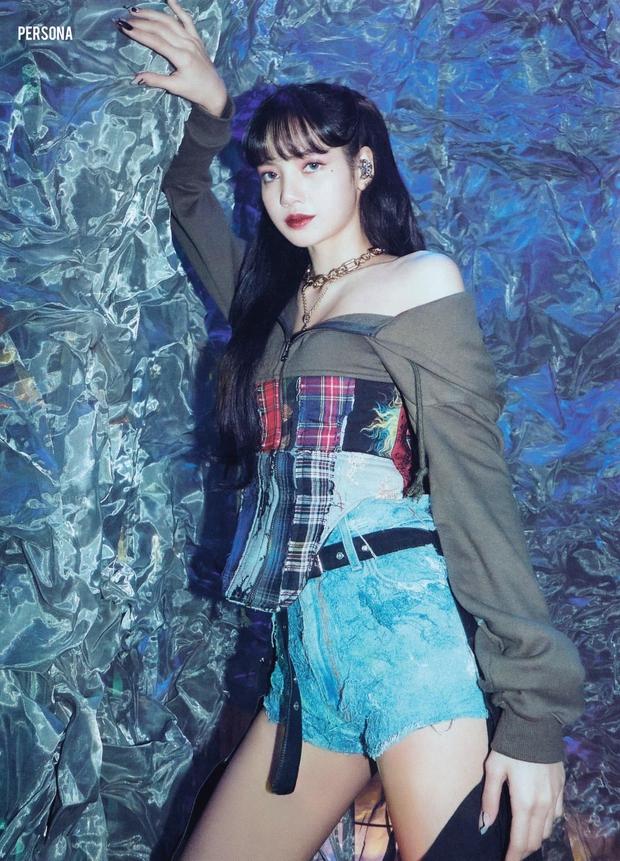 Một câu hát của Lisa (BLACKPINK) vận vào đời cô nàng cực đỉnh, netizen trầm trồ: Người chơi hệ Vogue thì ai chơi lại? - Ảnh 7.