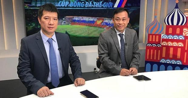 """Dàn BLV bóng đá nghe tiếng đến """"mòn cả tai"""": Biên Cương như """"đứa con thần gió"""", Quang Huy hay Quốc Khánh đều không phải dân nhà nòi - Ảnh 6."""