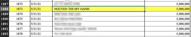 Cuối cùng đã tìm ra bằng chứng làm rõ nghi vấn Vy Oanh fake ảnh từ thiện Vaccine, số tiền cụ thể được hé lộ - Ảnh 5.