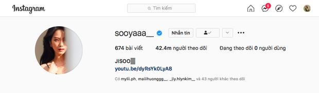 Jisoo chính thức vượt qua Rosé, trở thành idol có lượng follower Instagram cao thứ 3 Kpop - Ảnh 4.