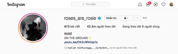 Jisoo chính thức vượt qua Rosé, trở thành idol có lượng follower Instagram cao thứ 3 Kpop - Ảnh 5.