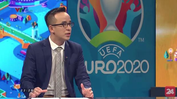 """Dàn BLV bóng đá nghe tiếng đến """"mòn cả tai"""": Biên Cương như """"đứa con thần gió"""", Quang Huy hay Quốc Khánh đều không phải dân nhà nòi - Ảnh 2."""